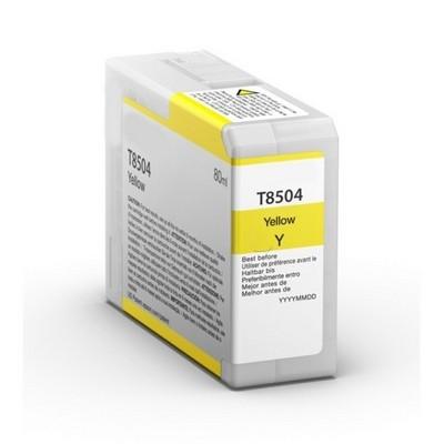 Cartuccia Compatibile con Stampante Epson c13t850400-c Compatibile