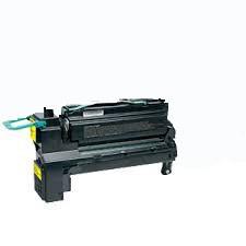 Toner Compatibile con Stampante Lexmark c792a1yg-c Compatibile