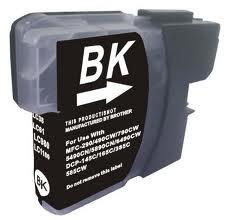Cartucce Brother lc-1100bk-c Compatibili
