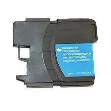 Cartucce Brother lc-1100c-c Compatibili