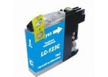 Cartucce Brother lc-123xlc-c Compatibili