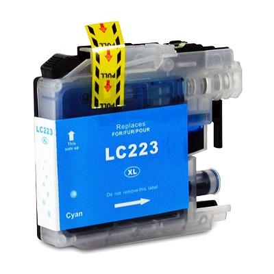 Cartucce Brother lc-223c-c Compatibili