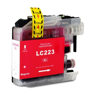 Cartucce Brother lc-223m-c Compatibili
