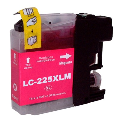 Cartucce Brother lc-225xlm-c Compatibili