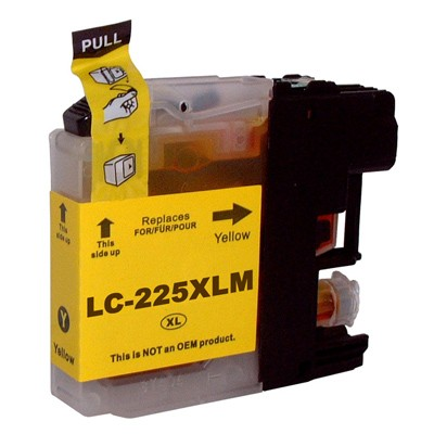 Cartucce Brother lc-225xly-c Compatibili