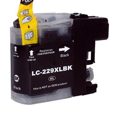 Cartucce Brother lc-229xlbk-c Compatibili