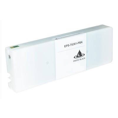 Cartuccia Compatibile con Stampante Epson t6361-c Compatibile