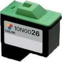 Cartuccia Compatibile con Stampante Lexmark 010n0026e-c Compatibile