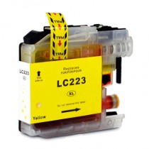 Cartucce Brother lc-223y-c Compatibili