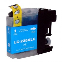 Cartucce Brother lc-225xlc-c Compatibili