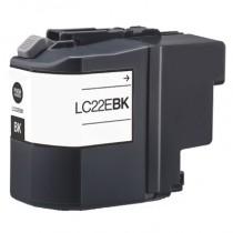 Cartucce Brother lc-22ebk-c Compatibili