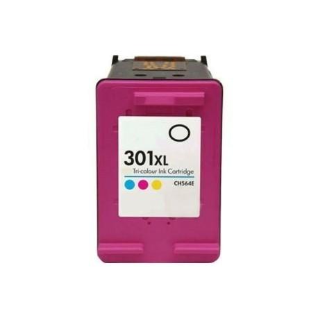 Cartucce Hp ch564ee-c (301XL) Compatibili Rigenerate COLORE